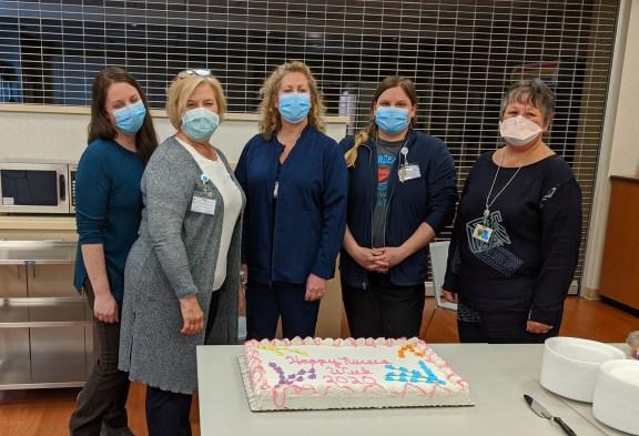 National Nurses Week celebration