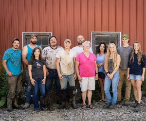 Painterland Farms Family