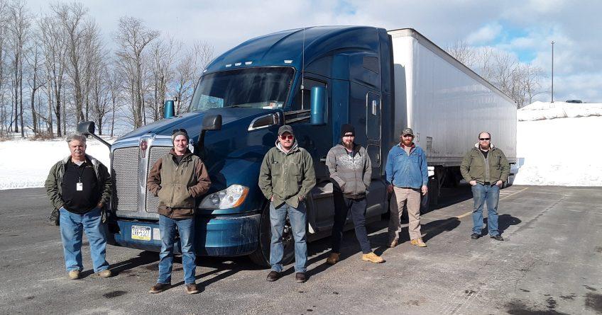 Kenworth Truck Donation