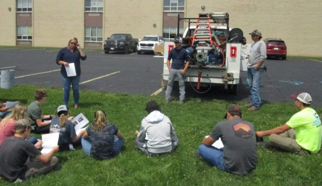Energy & Oilfield Career Summer Experience