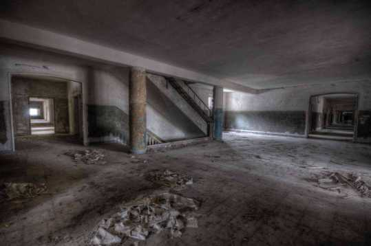 Mental clarity begins in cleaning out the basement
