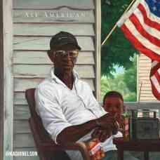 Artist Kadir Nelson paints human truths