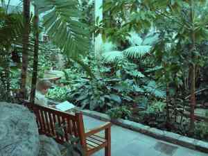 Garden Lobby