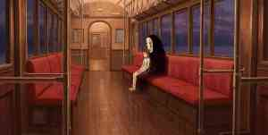 Hayao Miyazaki's 'Spirited Away' - Train Travel Scene