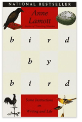 Essential writing advice from Anne Lamott