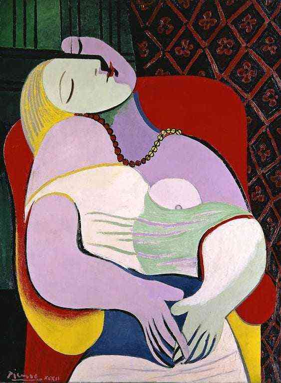Picasso: Art as a form of diary