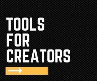 tools for creators, amazon, make more, pens, pencils, markers, notebooks