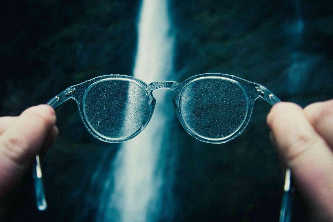 Looking ahead, seeing behind