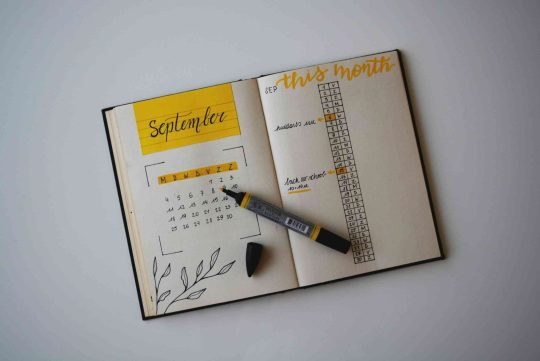 The Bullet Journal: An analog system for a digital age
