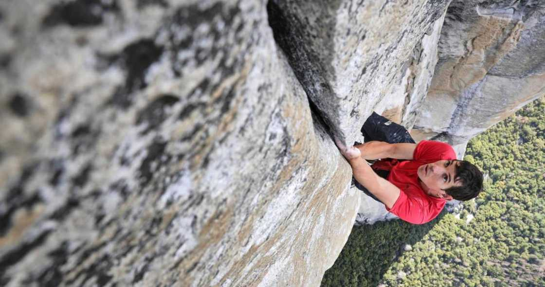 Watch the trailer for Alex Honnold's Free Solo