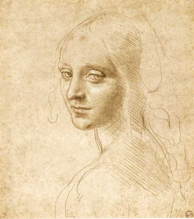 Leonardo da Vinci made ugly beautiful, an approach Francis Bacon did well to mimic nearly five hundred years later.
