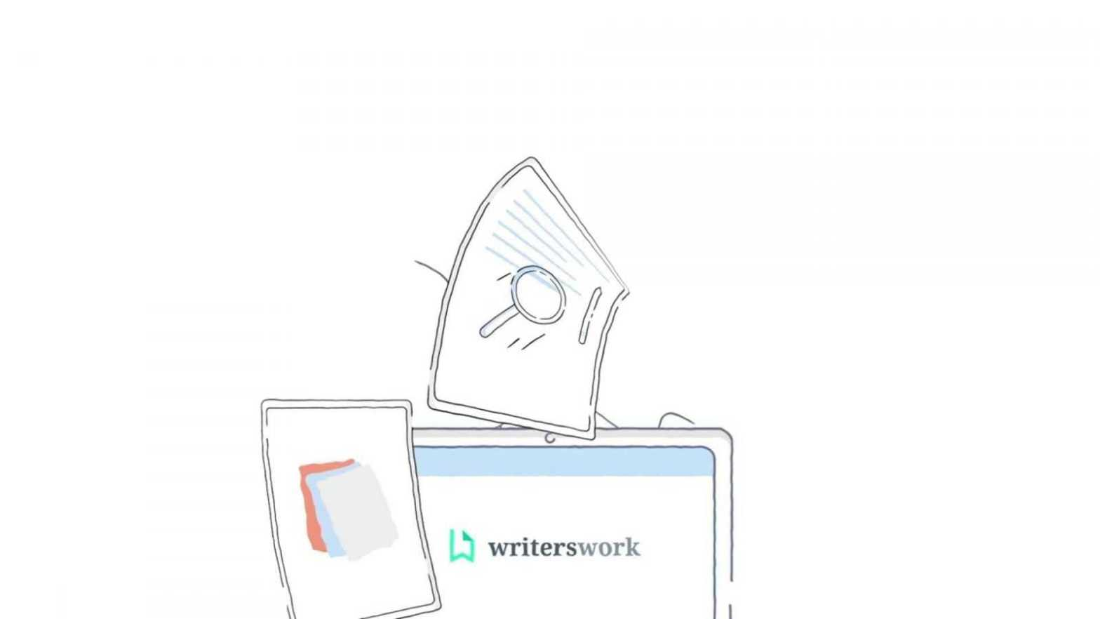 Writers Work: Write your way to the life you want.