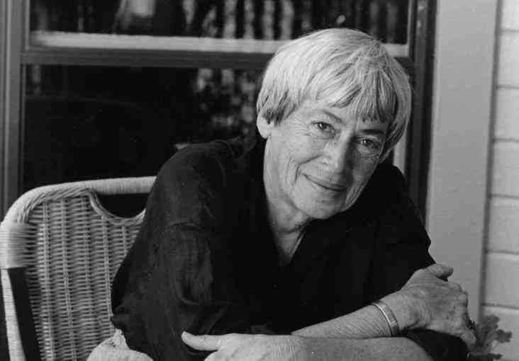 Ursula K. Le Guin's writing habits