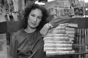 Margaret Atwood: 'If I waited for perfection, I would never write a word.'