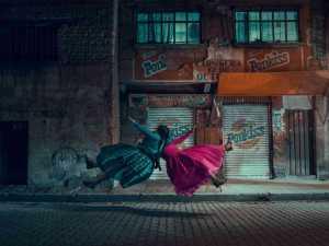 Meet Bolivia's powerful female wrestlers, Flying Cholitas