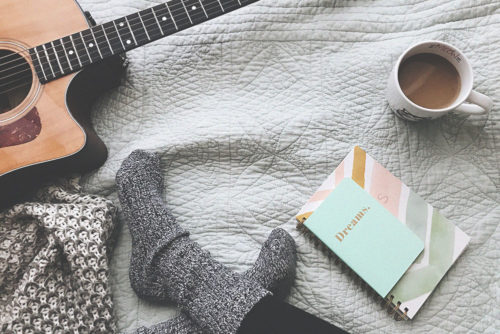 True self-care comes in the form of daily acts of love and kindness we give to ourselves. Read on.
