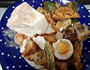 糖質制限ダイエット 1日目夕食