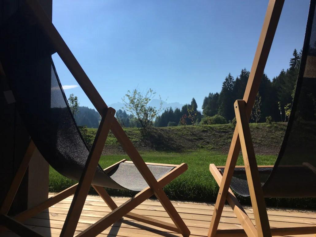 Wellnesshotel Pfösl in Südtirol. Neben Wellness und Wandern steht hier Waldbaden groß auf dem Wohlfühlprogramm