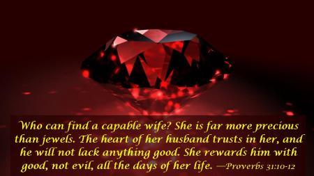 Proverbs 31 10-12