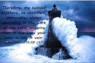 1 Cor 15-58