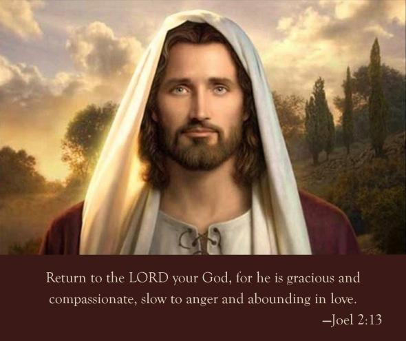 Joel 2 13