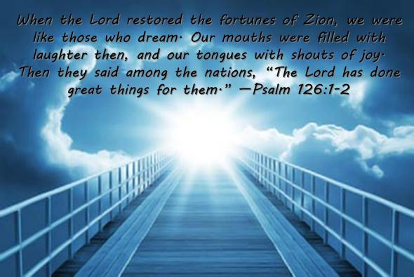 Psalm 126 1-2