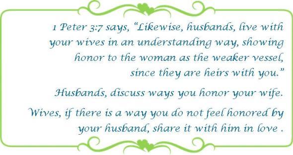 064 memorize 1 Peter 3 7
