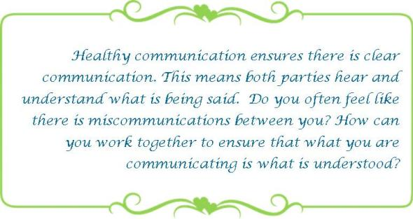 078 healthy communication