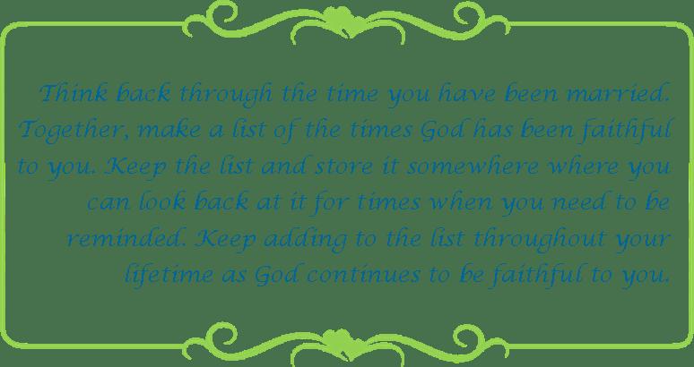 092 Gods been faithful