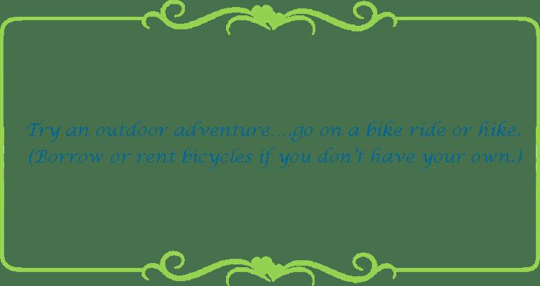102 outdoor adventure
