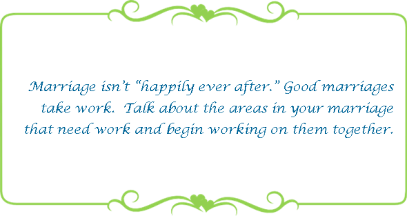 106 good marriages take work