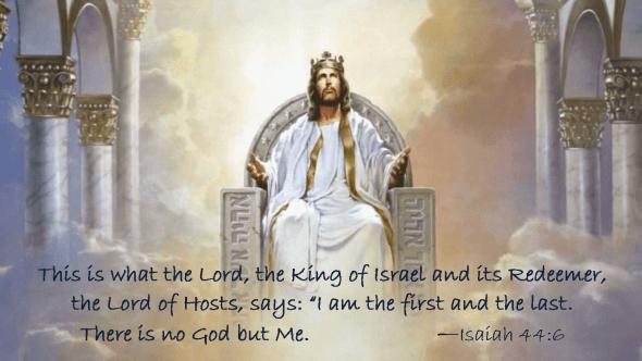 Isaiah 44 6