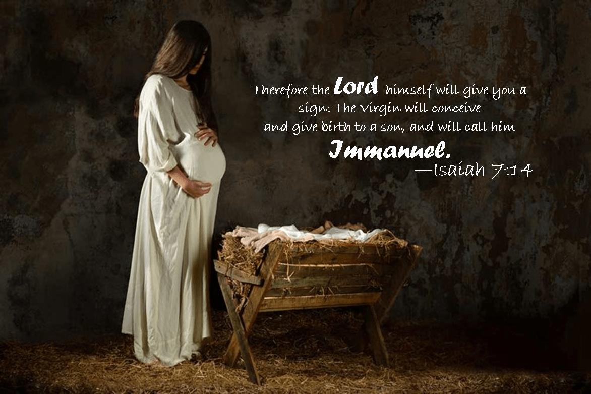 Isaiah 7 14