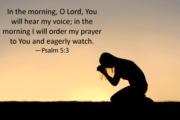 Psalm 5 3