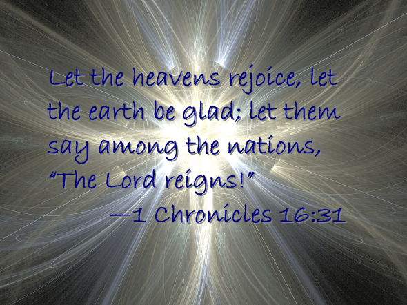 1 Chronicles 16 31