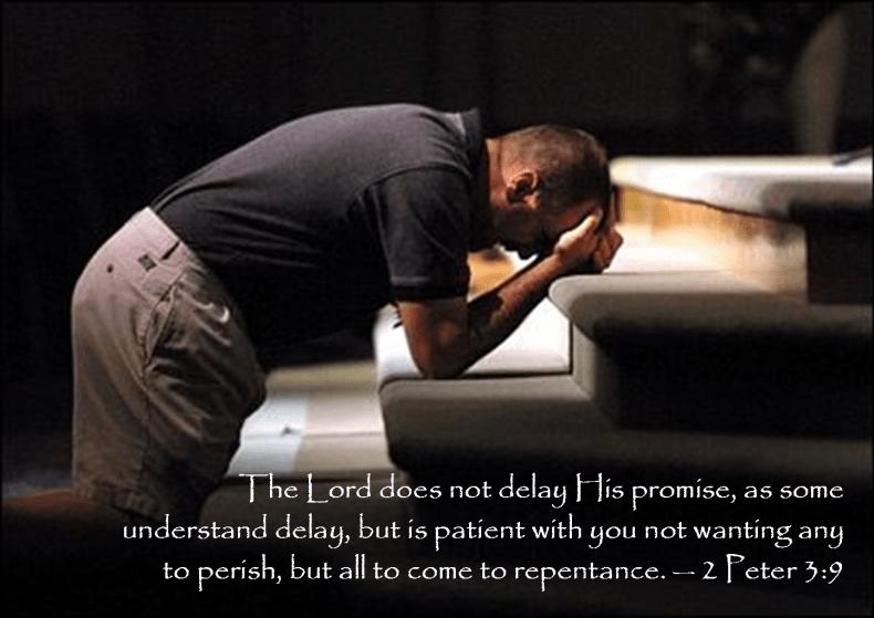 2 Peter 3 9