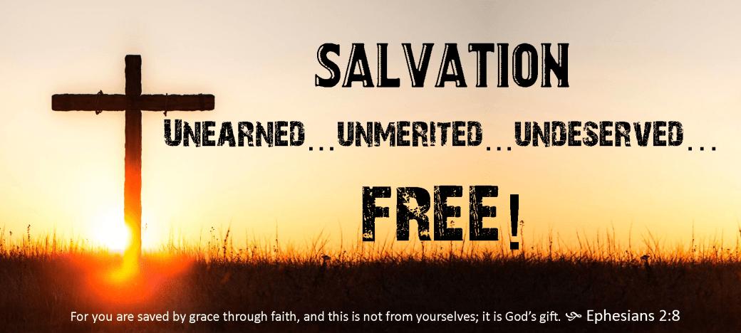 Salvation FREE