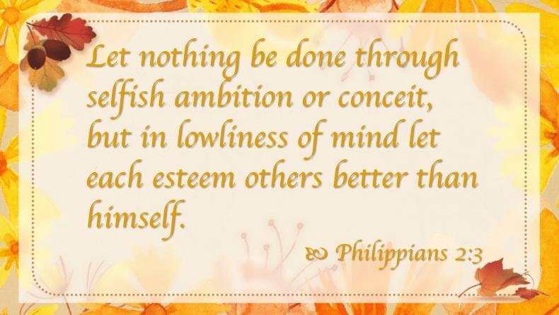 06 Philippians 2 3