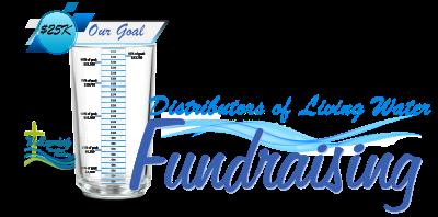 Distributors of Living Water goal chart