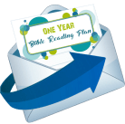 email with one year Bible plan