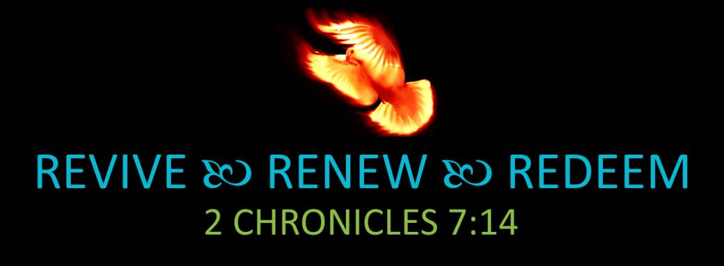 revive renew redeem