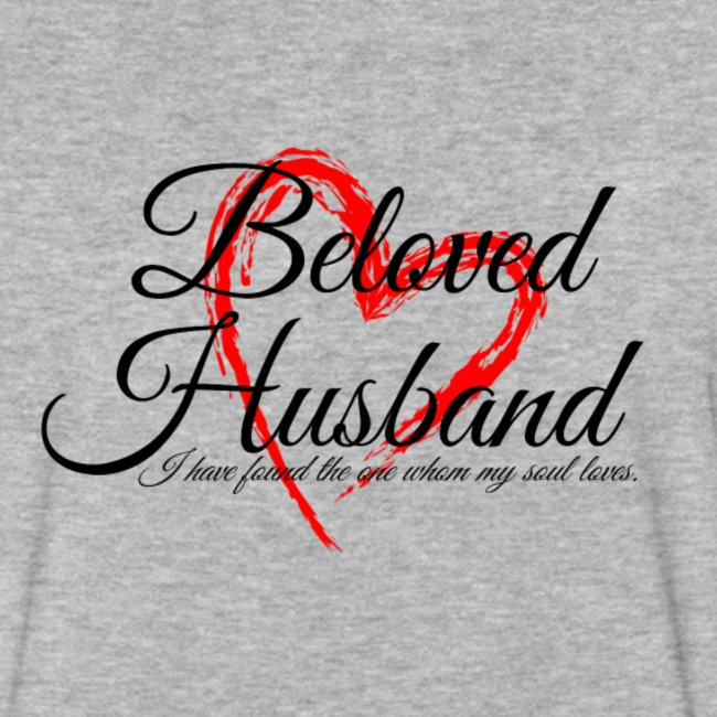 Beloved husband sample