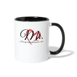 Mr Beloved mug