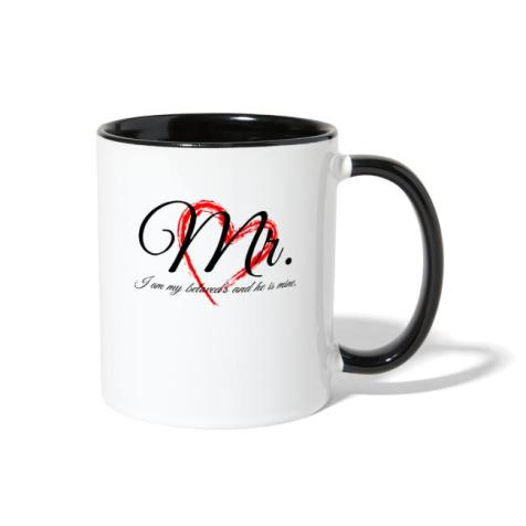 Mr Beloved mug
