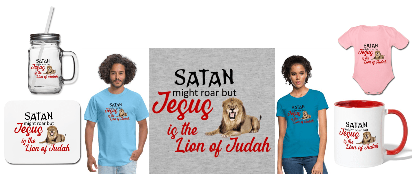Lion of judah samples