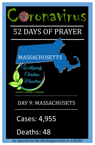 MASSACHUSETS cases
