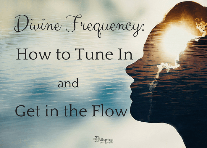 Divine Frequency - How To Tune In and Get in the Flow | Wellspring