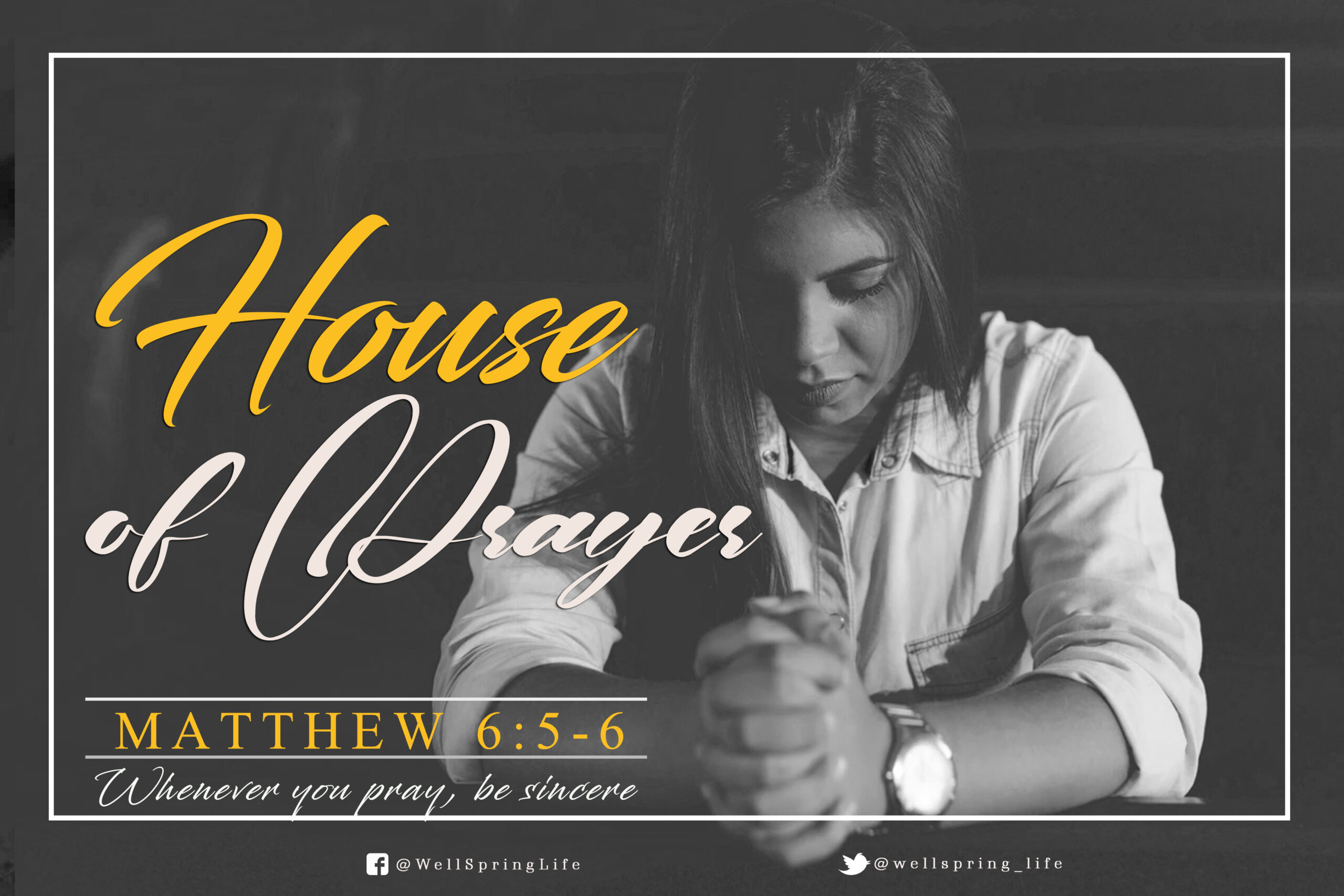 House of Prayer post thumbnail