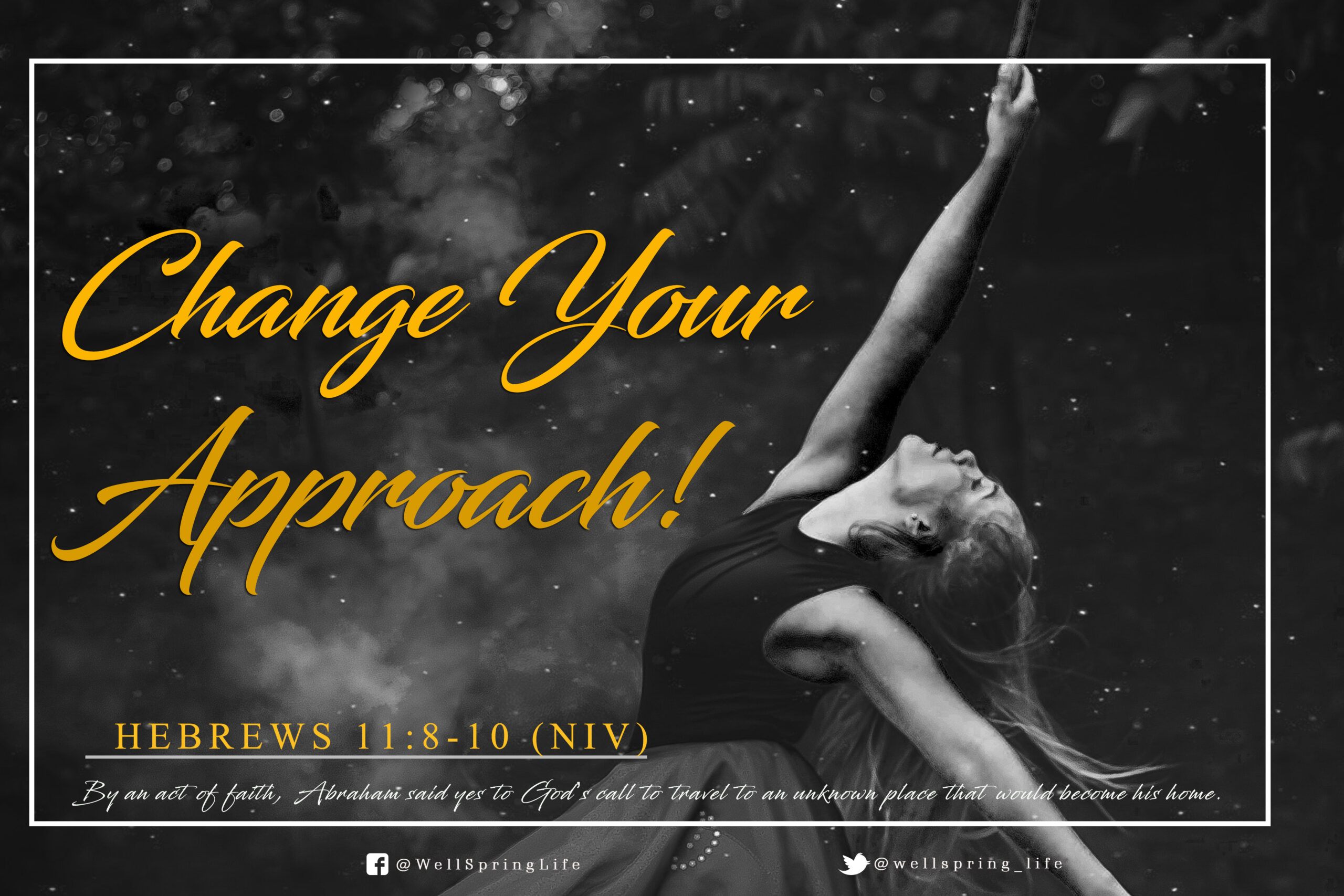 Change Your Approach! post thumbnail