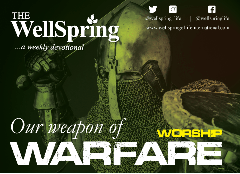 Our Weapons of Warfare post thumbnail